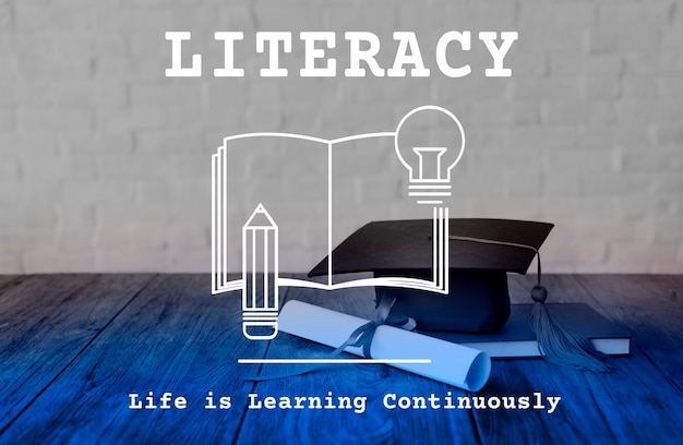 Studie kennis academisch instituut grafisch