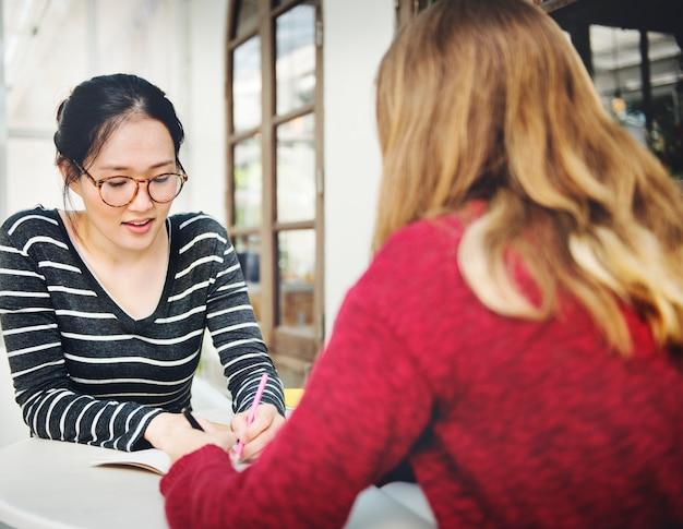 Studie student onderwijs college academisch concept
