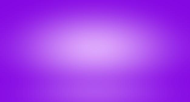 Studio achtergrond concept - abstracte lege lichte gradiënt paarse studio kamer achtergrond voor product. Gratis Foto