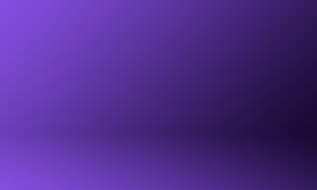 Studio achtergrond dark gradient paars.