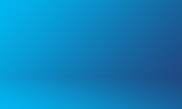 Studio achtergrond kleurovergang blauw