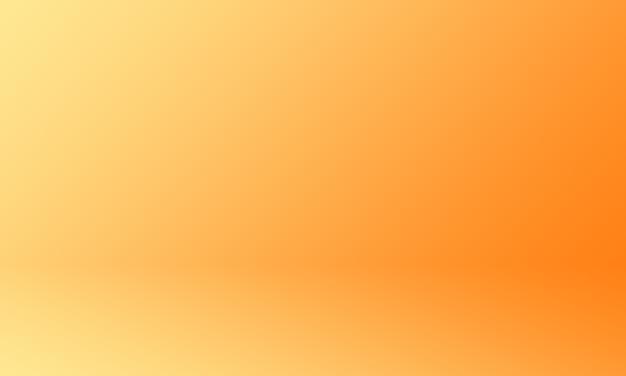 Studio achtergrond oranje verloop