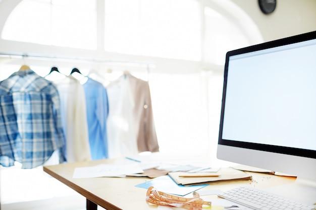 Studio van modeontwerpers