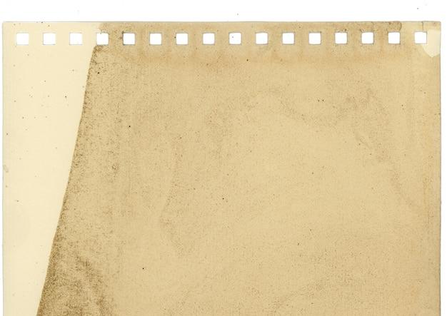 Stuk koffie notebook