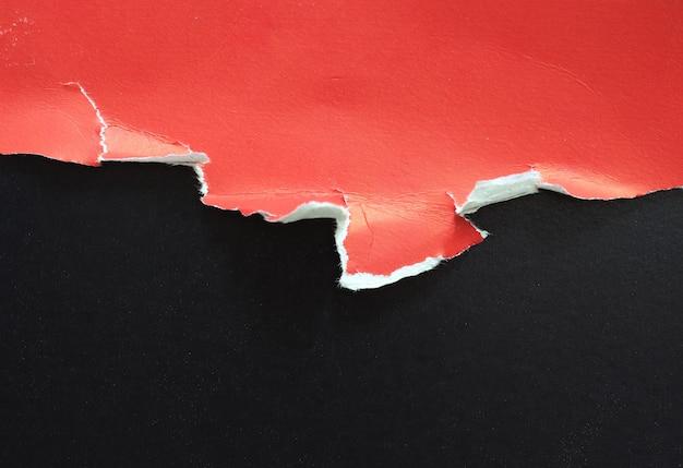 Stukjes gescheurd papier textuur achtergrond, kopie ruimte.