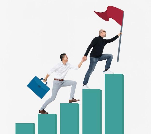 Succes door leiderschap en teamwerk