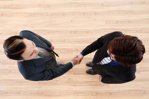 Succesvolle afronding van onderhandelingen