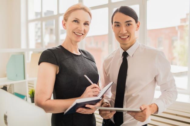 Succesvolle medewerkers
