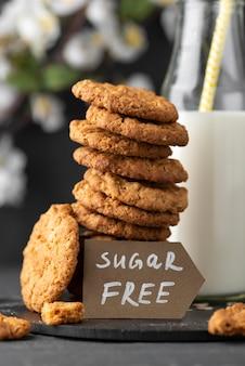 Suikervrije koekjes arrangement