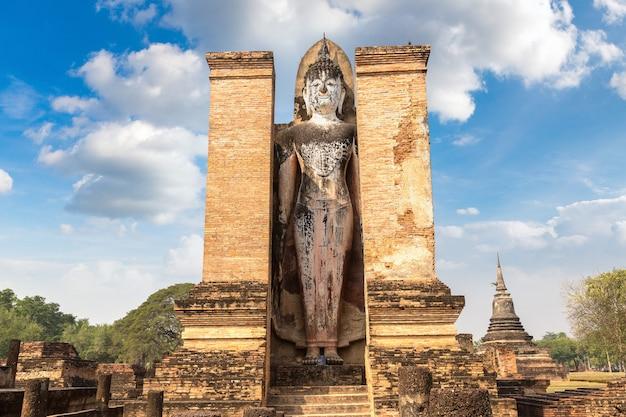 Sukhothai historisch park, thailand