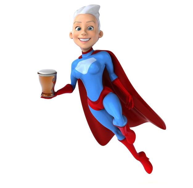 Super vrouw