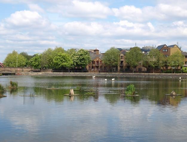 Surrey water, londen