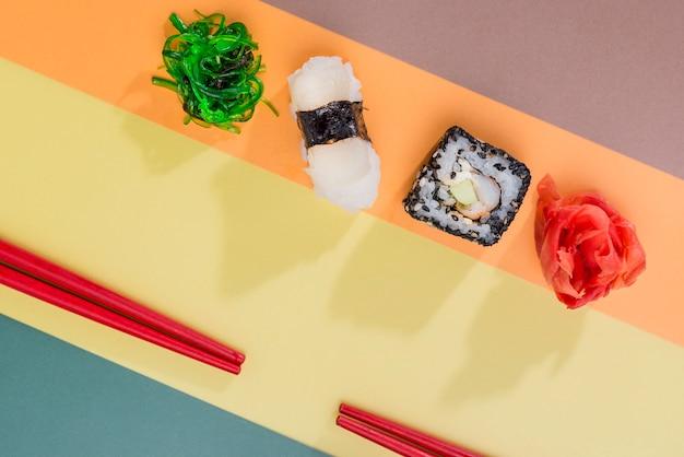 Sushi dagviering