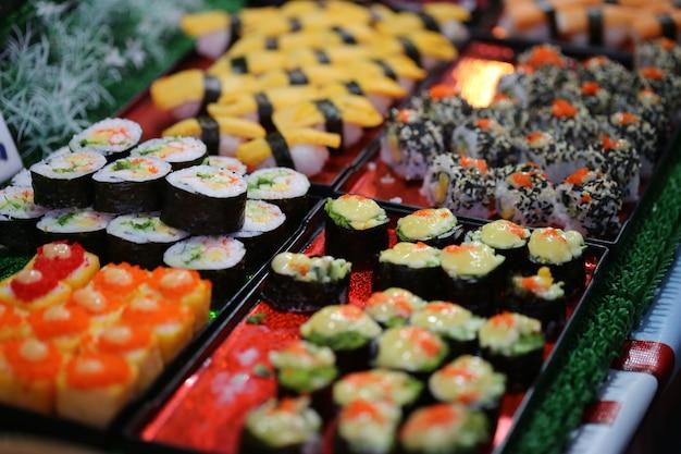 Sushi, japan eten