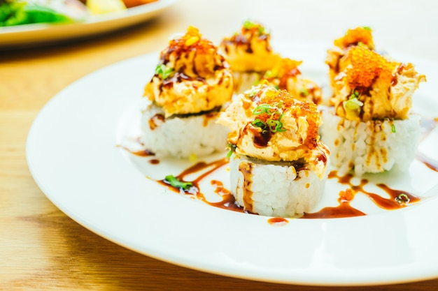 Sushi roomkaas