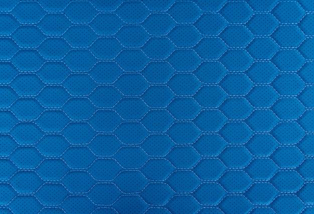 Synthetische stof textuur achtergrond. patroonontwerp. textielfabriek.