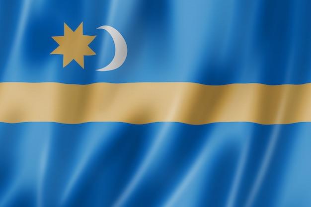 Szekely land etnische vlag, roemenië