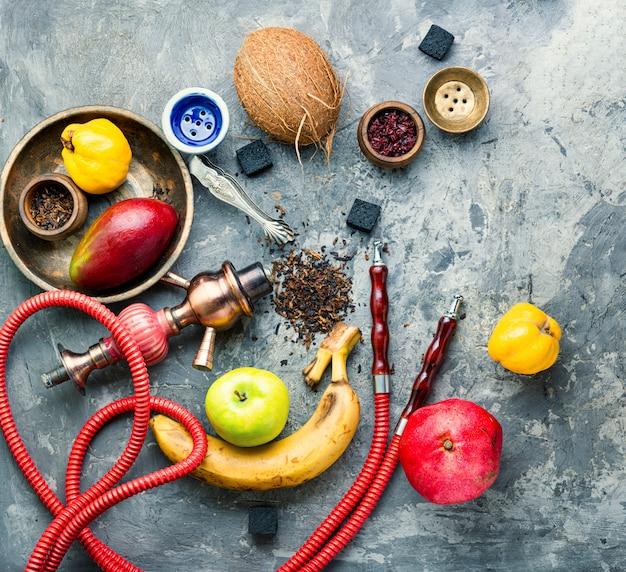 Tabakshisha op fruit