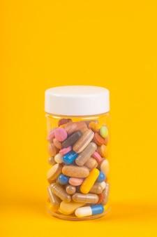 Tabletten en pillen