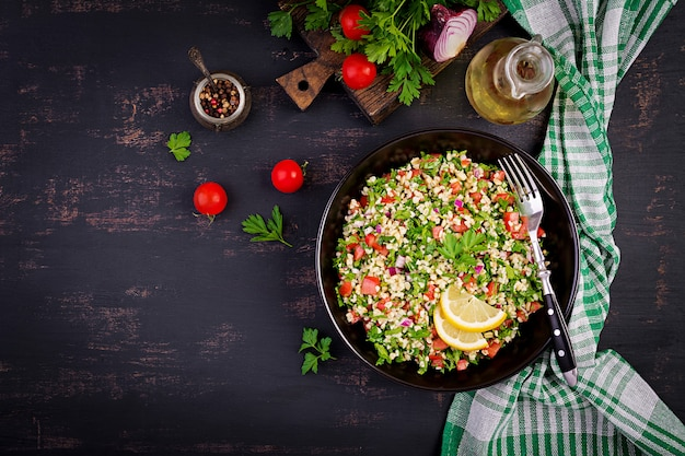 Tabouleh salade