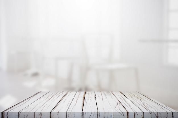 Tafelblad met achtergrond