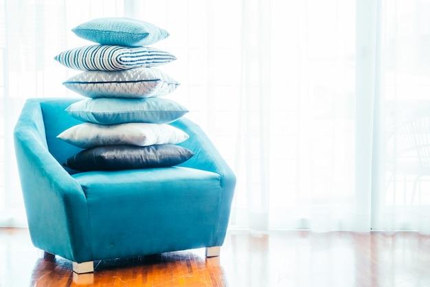 Tafeldecoratie meubelen comfortabel woon-