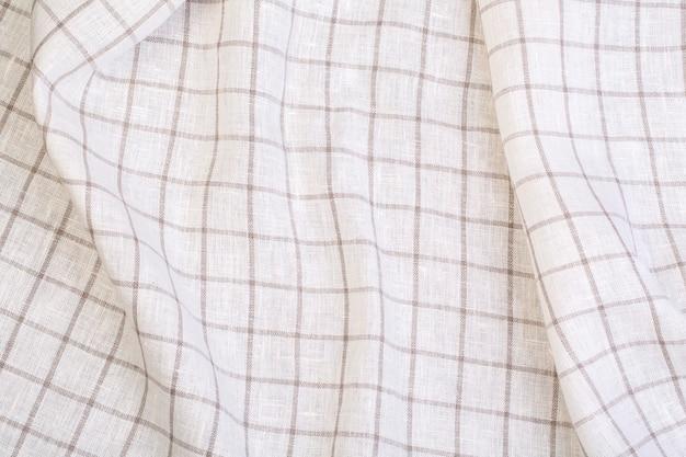 Tafelkleed close-up voor uw ontwerp