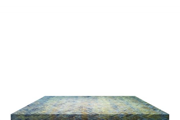 Tafelplaat op isolaat