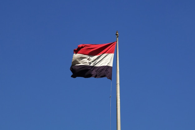 Tahrir-plein in caïro, egypte