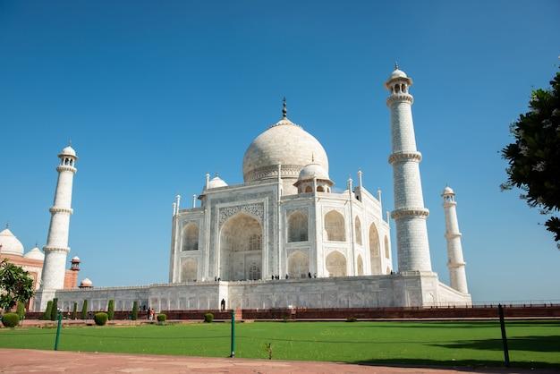 Taj mahal in jaipur, india