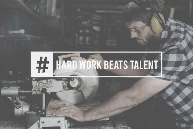 Talent occupaption artistry aptitude handmade