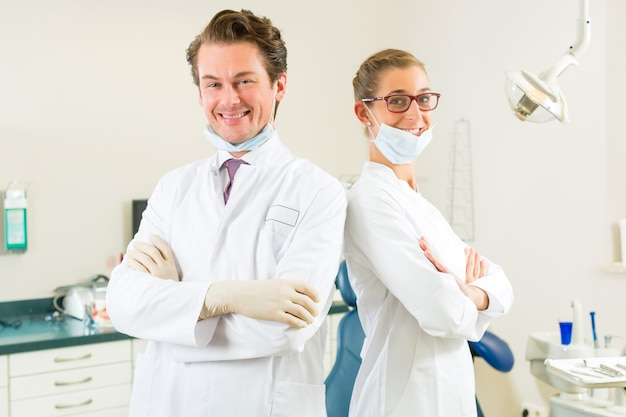 Tandarts hun chirurgie