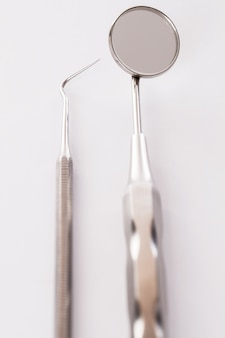 Tandartsen instrumenten