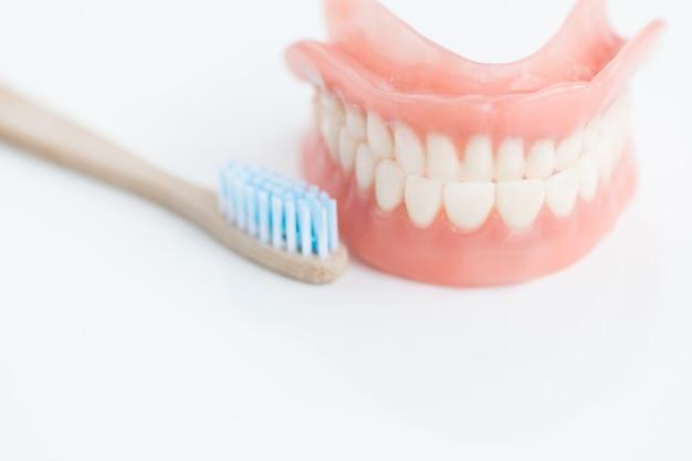 Tandenpoetsen techniek