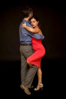 Tangodansers