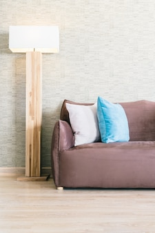 Tapijt in huis hout appartement
