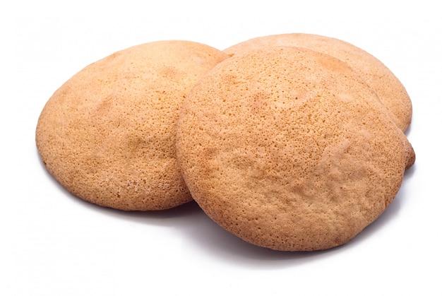 Taralla: gebakken dessert