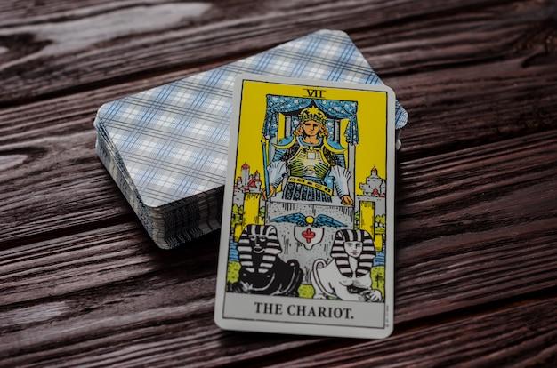 Tarotkaart: the chariot