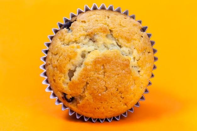 Tarwe zoete cupcake vers en zacht, dessert cupcake