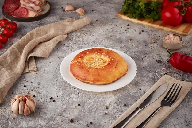 Tarwebloem brood