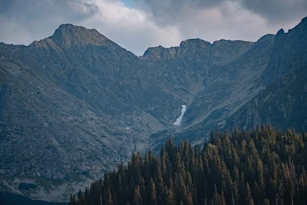 Tatra-gebergte in de zomertijd