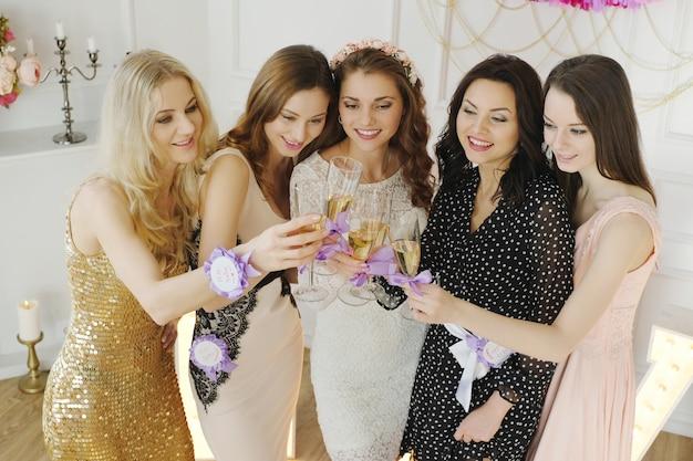 Team bruid