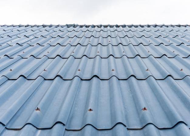 Tegels dak achtergrond