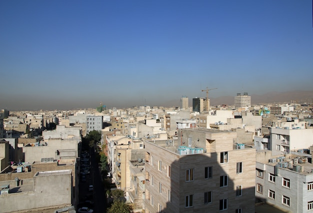Teheran is de hoofdstad van iran
