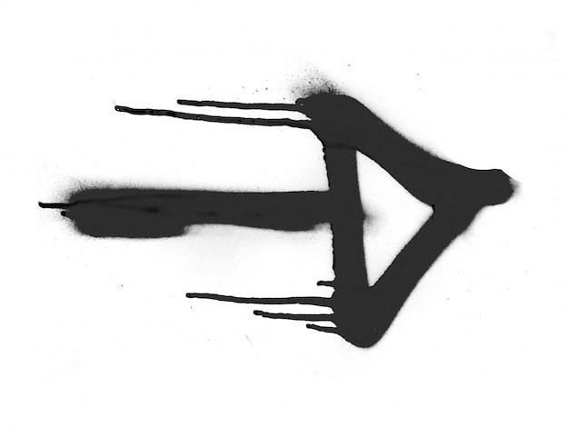 Teken abstract spetterde blob texture