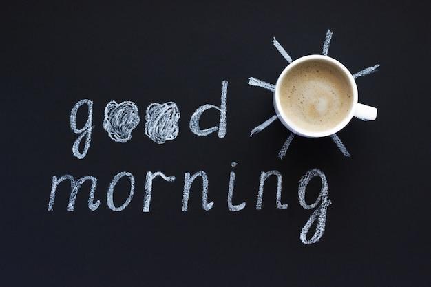 Tekst goedemorgen