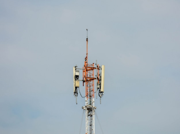 Telecommunicatietoren antenne