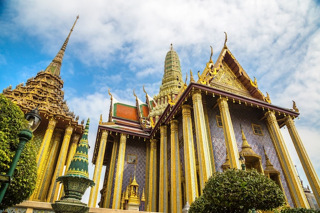 Tempel van de emerald buddha