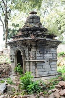 Tempel van kathmandu