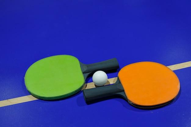 Tennis tafel